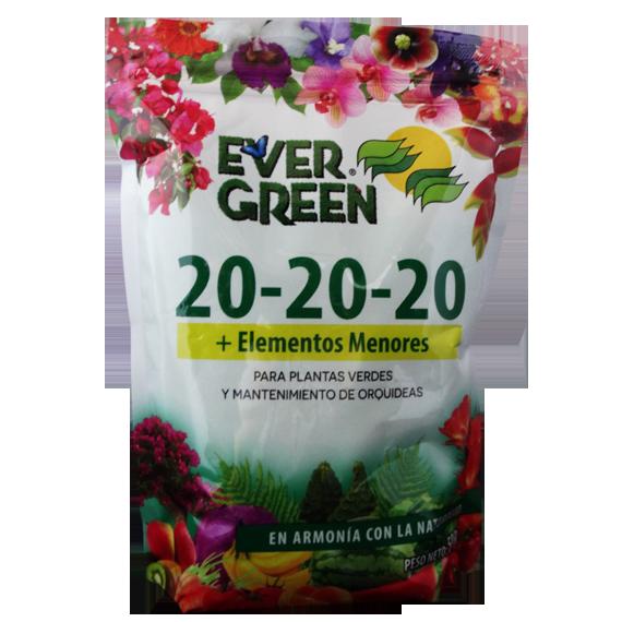 Fertilizante para Plantas Verdes y Orquídea – Ever Green