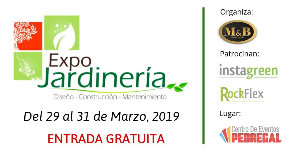 Expo Jardinería 2019